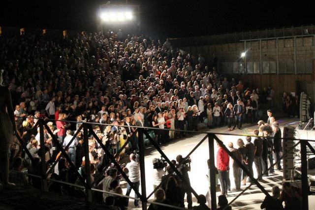 Tvrđava sv. Mihovil - otvaranje ljetne pozornice (4)