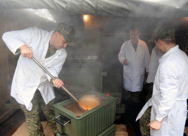 Kuhajmo grah, a ne rat (Foto: OSRH/ S. Brigljević)