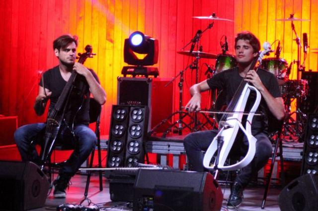 2Cellos u Šibeniku (Foto: Rafaela Blažević)