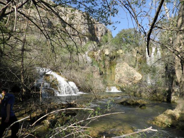 Manojlovački slapovi, snimila. J.K.