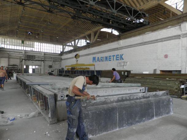 Proizvodni pogon Marinetek NCP