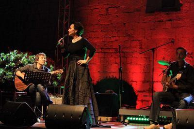 Amira Medunjanin na OFF-u (Foto: Jozica Krnić)