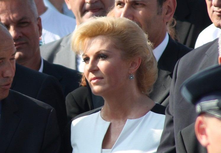 """Predsjednička kampanja se zahuktava: Kolinda Grabar Kitarović ničeg se ne boji, građani će znati razlučiti """"što je stvarno, a što fikcija"""""""