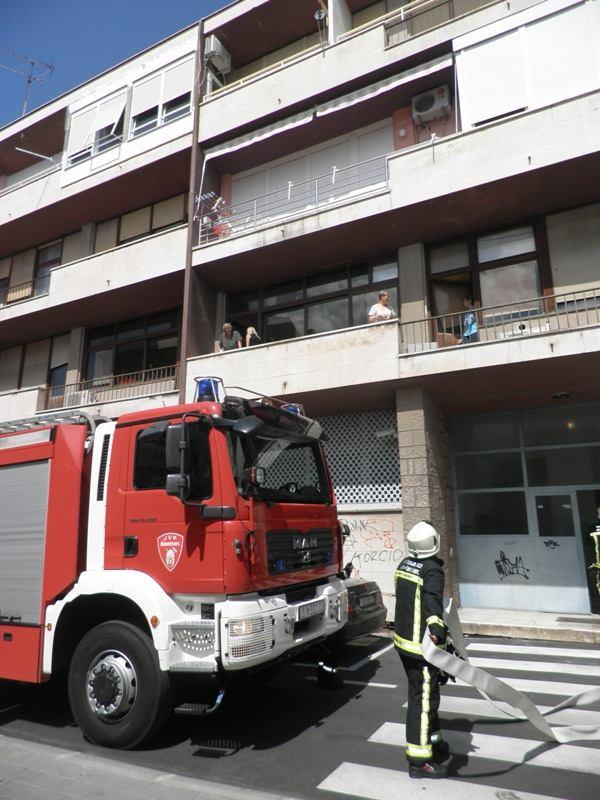 požar, snimila : J. Klisović