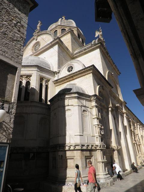 Katedrala svetog Jakova- snimila: J. K.