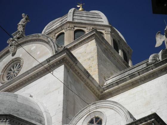 Katedrala svetog Jakova, snimila : J. Klisović