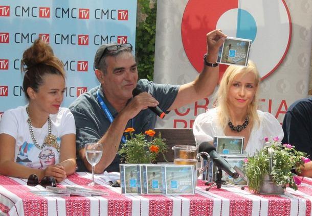 Večeri dalmatinske šansone - konferencija za novinare (Foto H. Pavić (1)