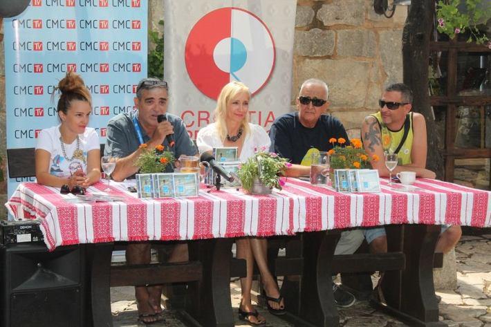 Večeri dalmatinske šansone - konferencija za novinare (Foto H. Pavić (2)