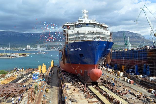 Deset hrvatskih brodograđevnih tvrtki na međunarodnom sajmu u Hamburgu