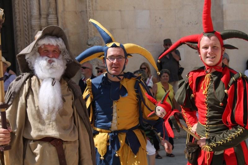 Jubilarni 10. sajam u srednjovjekovnom Šibeniku posjećeniji od svih dosadašnjih