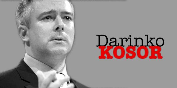 Portret tjedna / Darinko Kosor, predsjednik HSLS-a: Lijevo, desno, svugdje moga stana…