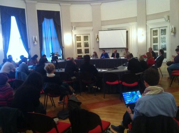 S Konferencije o vodama u Zagrebu u Novinarskom domu