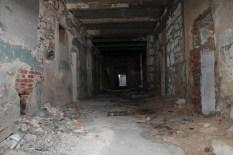 Hodnik podruma Preparandije