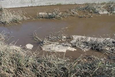 Kakvu vodu pijemo? Hrvatske vode daju 1,2 milijuna kuna za nasip na Orašnici – još kad bi znali da do 30. prosinca neće pasti kiša!