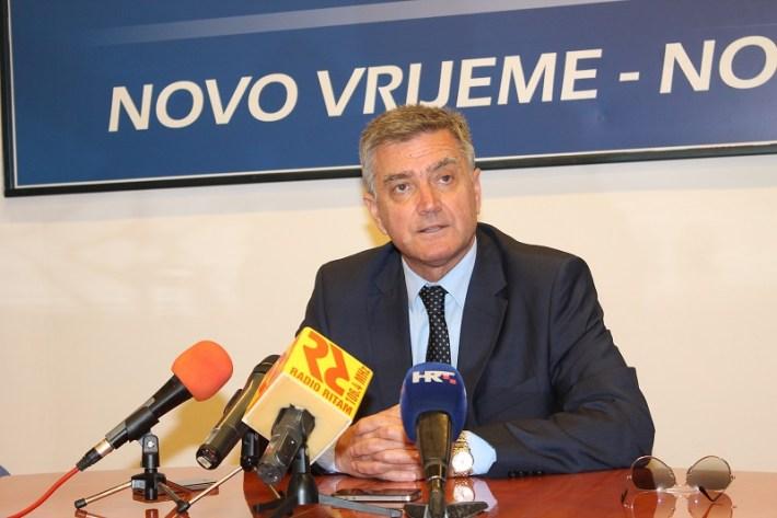 Gradonačelnik Šibenika dr. Željko Burić (Foto H. Pavić) (1)