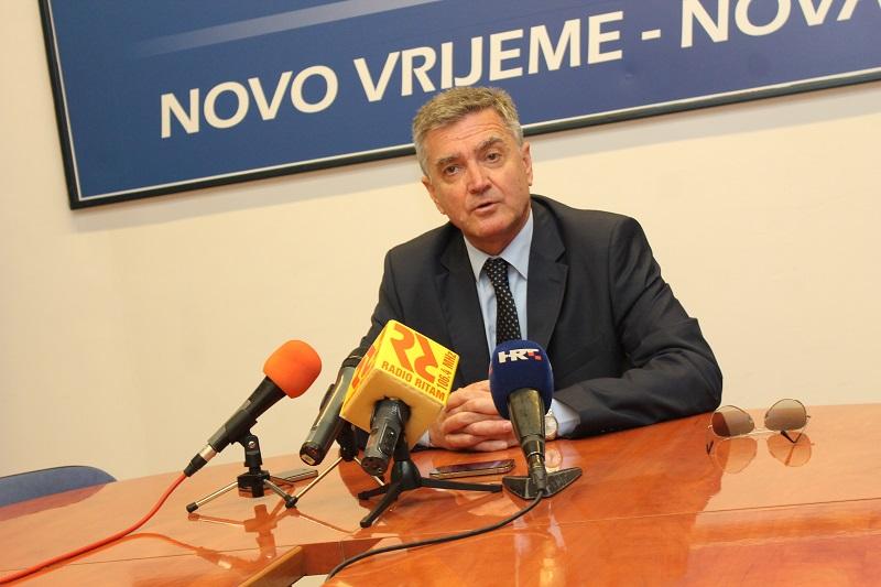 Gradonačelnik Burić o stranačkim pritiscima kojih nema: Svatko ima pravo na mišljenje, ali konačna je odluka moja!