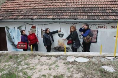 Članice udruge Naše ognjište (Foto: Hrvoslav Pavić)