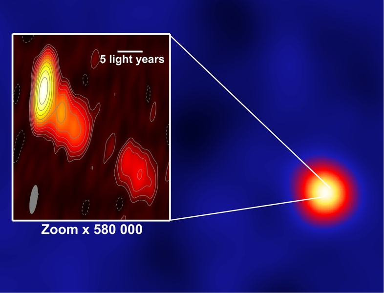 """Veliko otkriće znanstvenika: izmjereno dosad najbrže zračenje supermasivne """"crne rupe""""!"""
