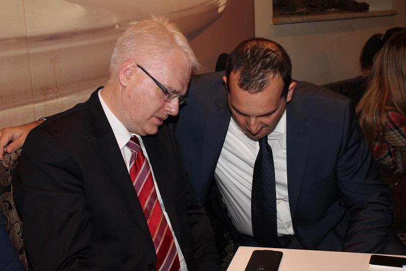 Klarin o posjetu predsjednika Josipovića: Nekorektni gradonačelnik i župan