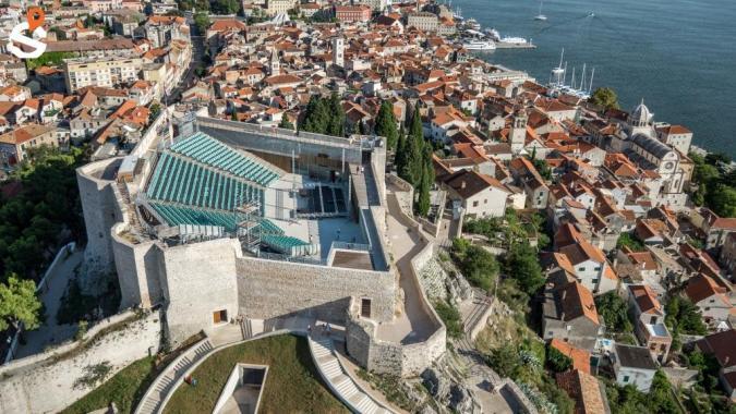 Tvrđava sv. Mihovila u Šibeniku (foto: Muzej grada Šibenika)