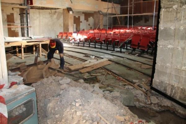 Kino Odeon - foto Grad Šibenik
