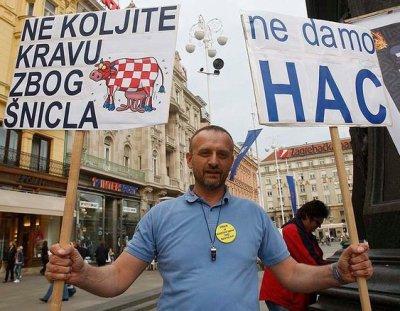 Stanić iz 2011. godine (foto Facebook)