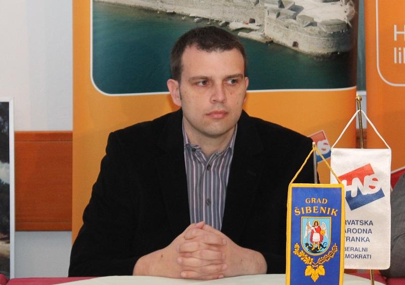 Petar Mišura (39), dopredsjednik udruge antifašista Šibenika: Oni koji zazivaju žice, nisu daleko ni od koncentracijskih logora