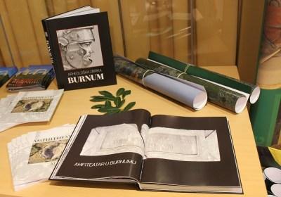 Predstavljena knjiga 'Arheološka zbirka Burnum': 'NP Krka presudan za istraživanja'