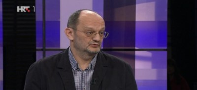 Toni Vidan iz Zelene akcije (foto printscreen HTV)
