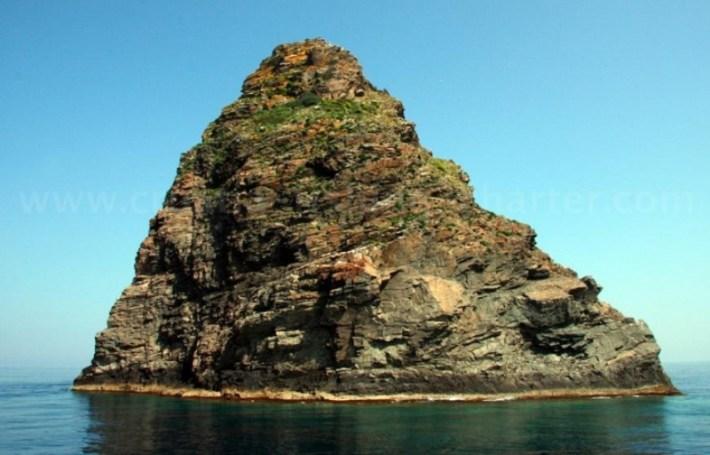 vulkanski otok Jabuka