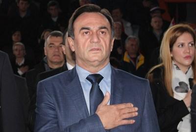 Predssjednik Šibensko-kninske organizacije HDZ-a Ante Kulušić (Foto: Tris/H. Pavić)