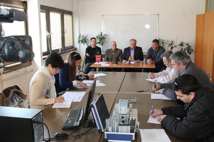 Ozren Matijašević i Zdravko Burazer - konferencija za novinare o TLM-u (Foto H. Pavić) (3)