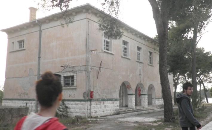 ex vojni objekt u Minerskoj