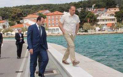 Dončić donio tri milijuna kuna: 'Novac za lučku infrastrukturu treba uzeti iz europske kase'