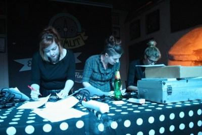 Autorice filmskog kviza u Azimutu (Foto: SibenikIN)