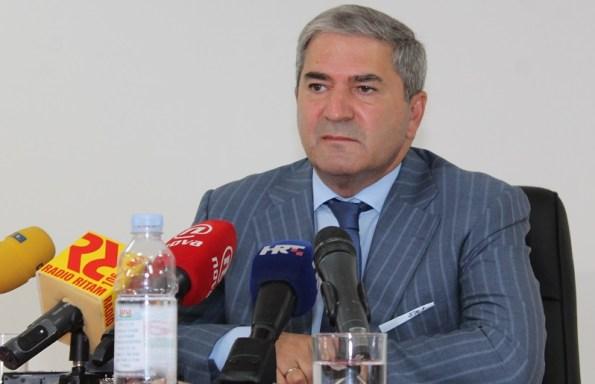 Ruski 'poduzetnik' Igor Shamis (Foto: Tris/H. Pavić)