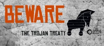 Trojansko kljuse: Prosvjed protiv TTIP-a u srijedu u 11 sati na Jelačić placu