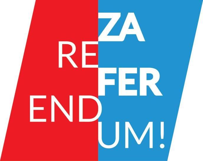 za referendum 2