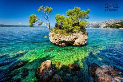 FOTO: Ko to more platit – čekaju se fotografije bistrog  plavetnila i morskog rumenila