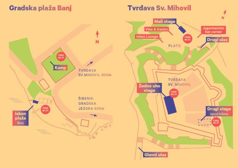 Festivalska mapa