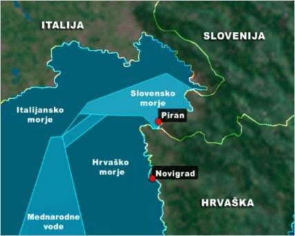 "Piranski zaljev Slovencima? ""Spoj"" s otvorenim morem ili bogato eksploatacijsko polje…"