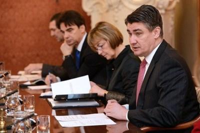 Hrvatska vlada suspendirala Sporazum o arbitraži sa Slovenijom