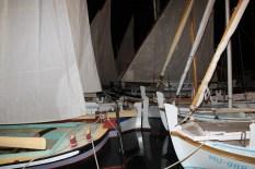 Betinjani su u većoj mjeri počeli obnavljati stare brode nakon uspostave regate na latinsko idro