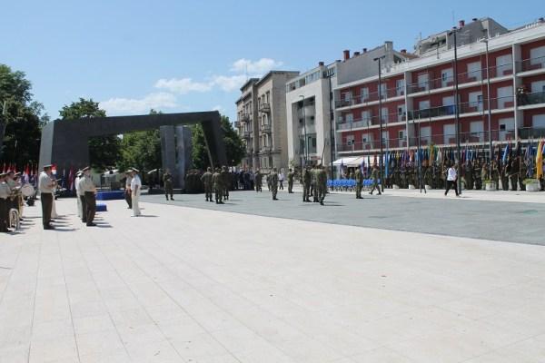Trg dr- Ante Starčevića - generalna proba (Foto: Tris/H. Pavić)