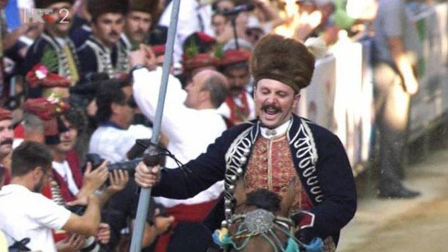 Slavodobitnik (Foto: HRT)