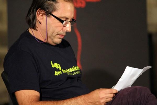 Sejo Sexon, profesor povijesti (Foto: Jozica Krnić)