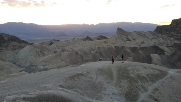 Pustara u Death Valleyju