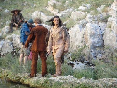 Winnetou, prije nego li će završiti u Krki (foto TRIS/GŠ)