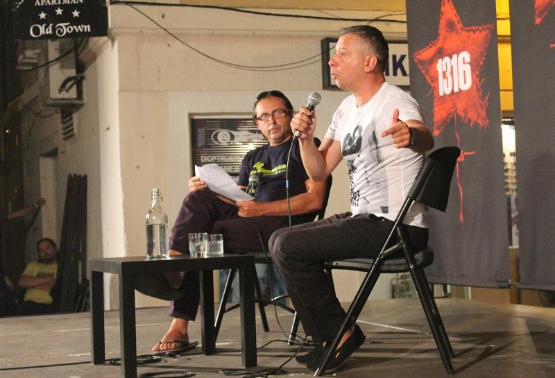 Sejo Sexon i Hrvoje Klasić (Foto: Hrvoslav Pavić)