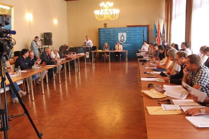 Gradsko vijeće Šibenika - 22. rujna 2015. (Foto H. Pavić) (3)